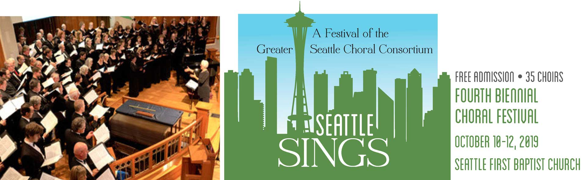Seattle Sings