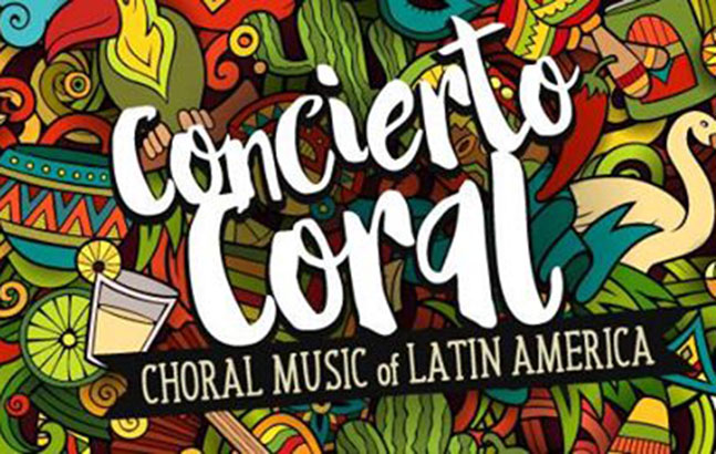 Concierto Coral: Choral Music of Latin America