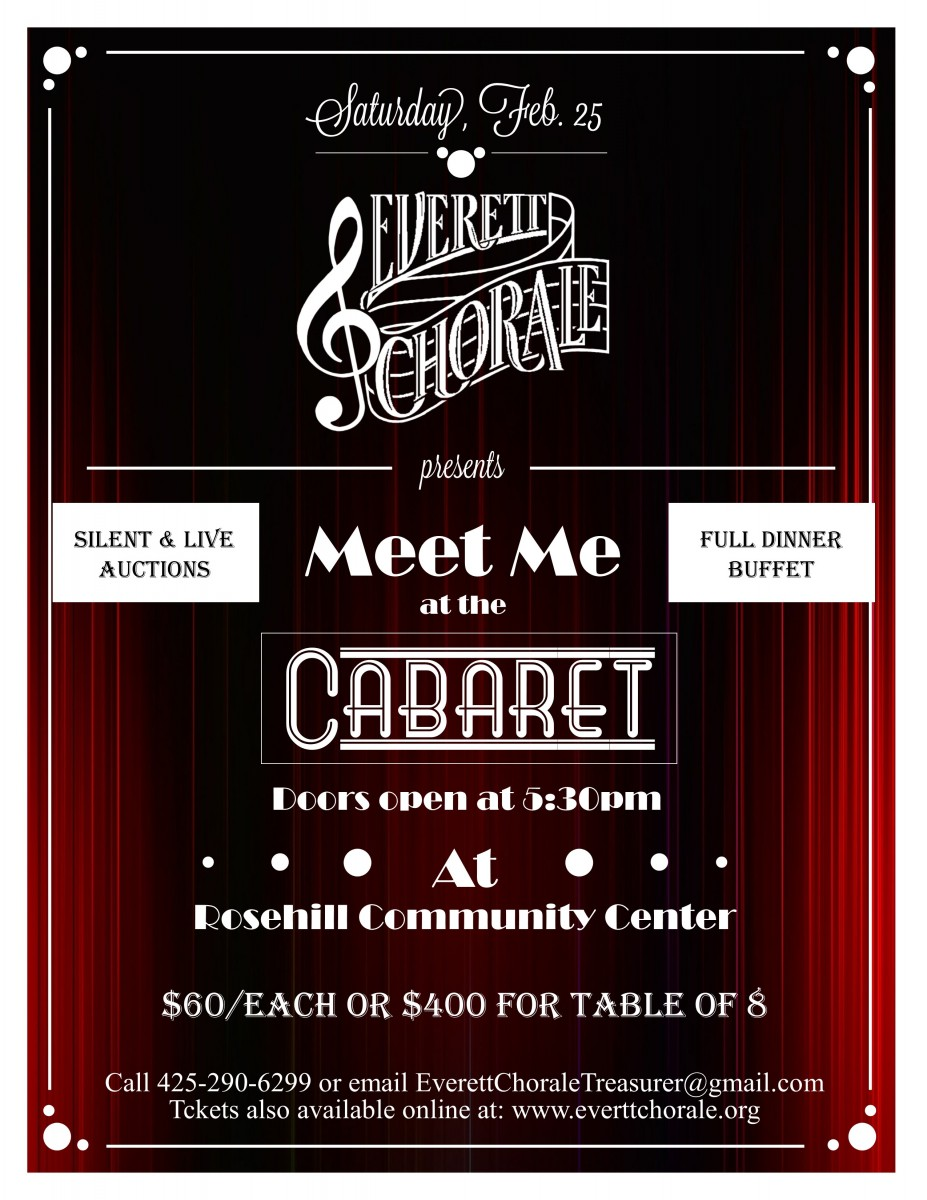 Meet me at the Cabaret