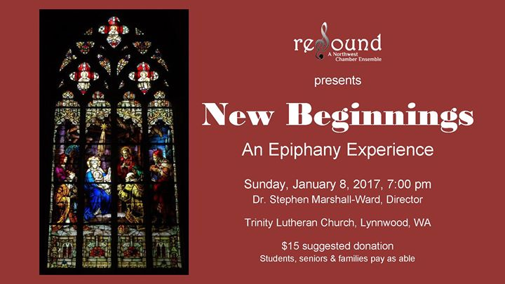 New Beginnings: An Epiphany Experience