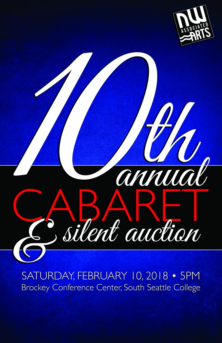 NWAA 10th Annual Cabaret and Silent Auction