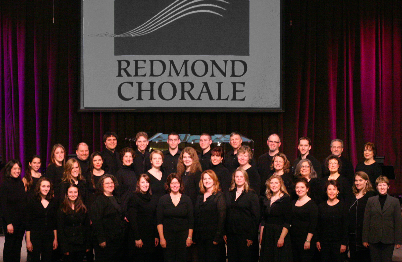 """Semi""-auditions for Redmond Chorale"