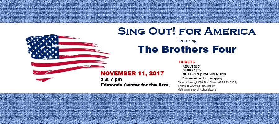 Sing Out! For America