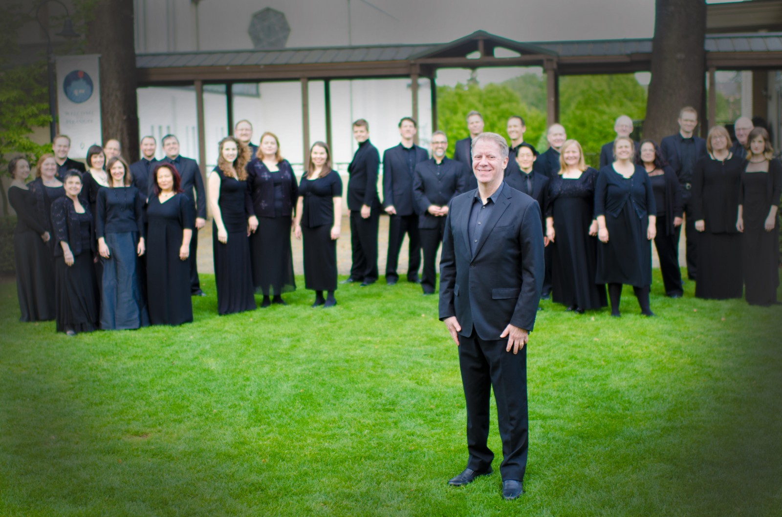 Choral Arts Northwest. Ailisa Newhall, Pinehurst Photography