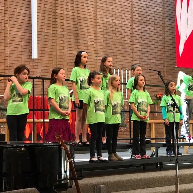 Pacifica Children's Chorus
