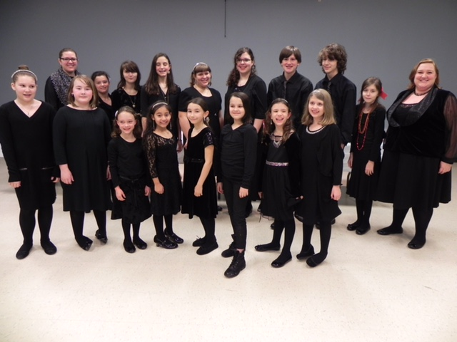 Snohomish County Youth Chorus. Bella Coro Choir
