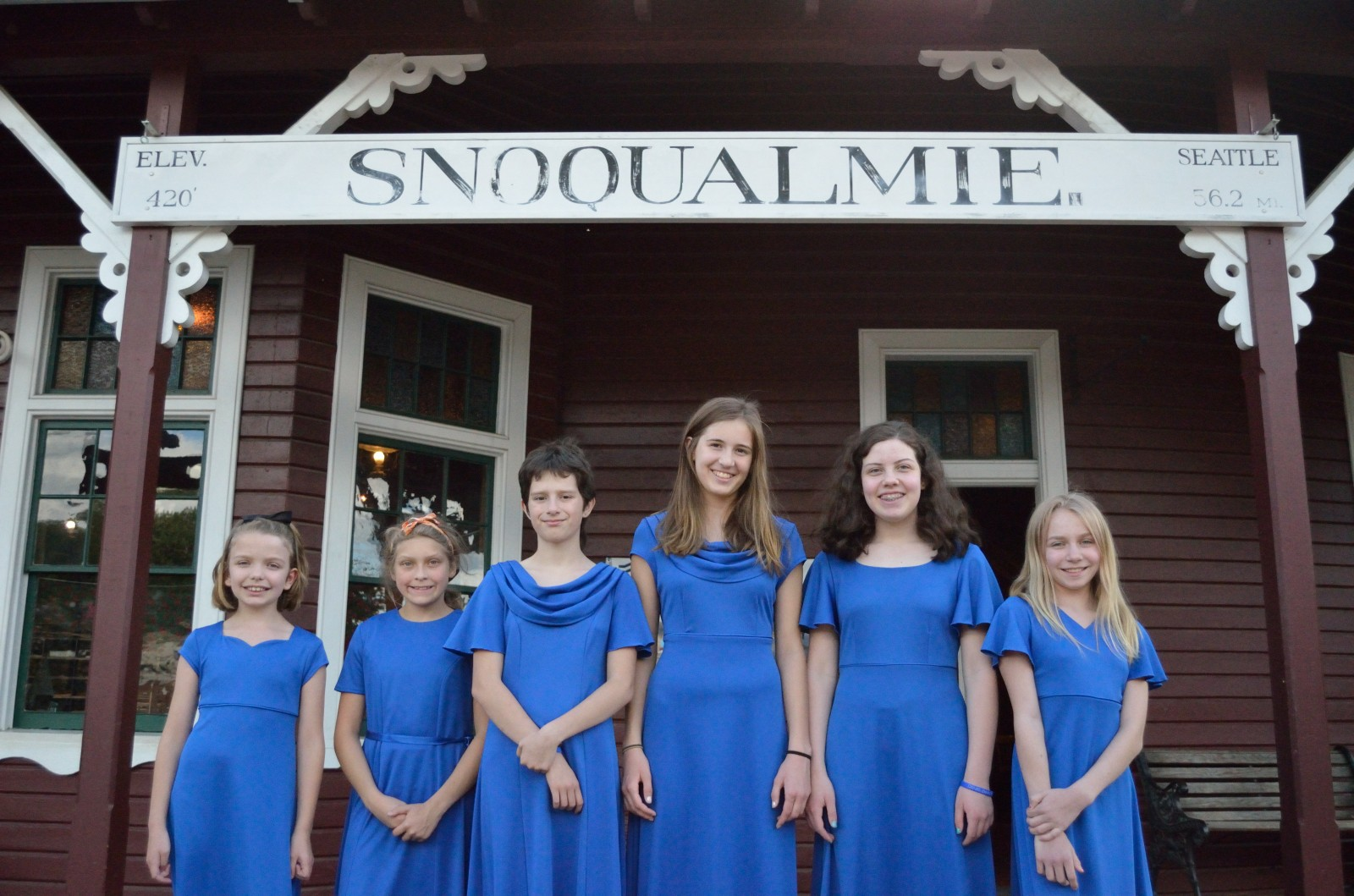 Snoqualmie Valley Girls' Choir
