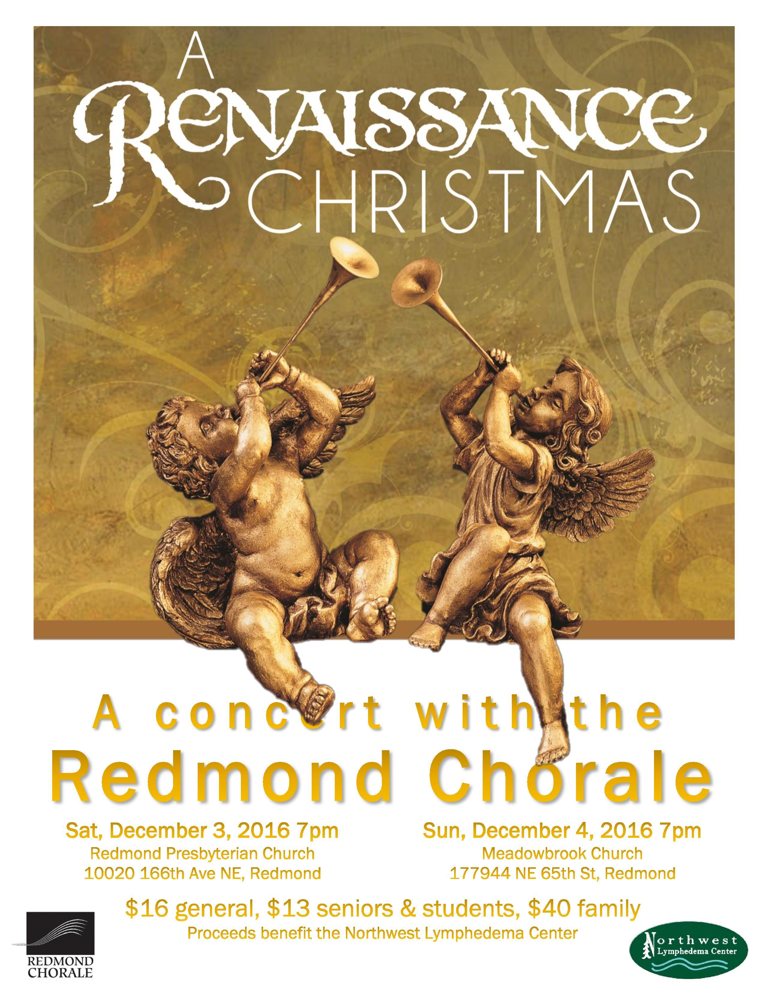 A Renaissance Christmas – Seattle Sings