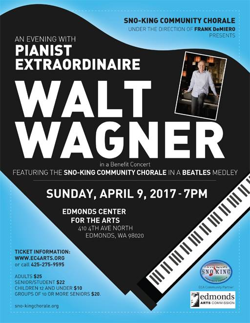 An Evening with Walt Wagner