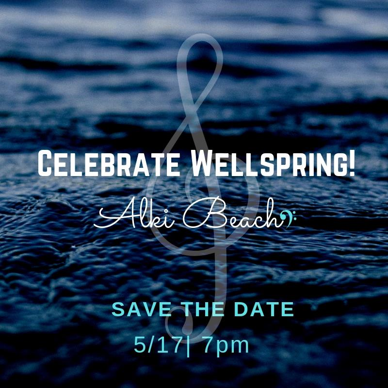 Celebrate Wellspring!. Come Party with Us!
