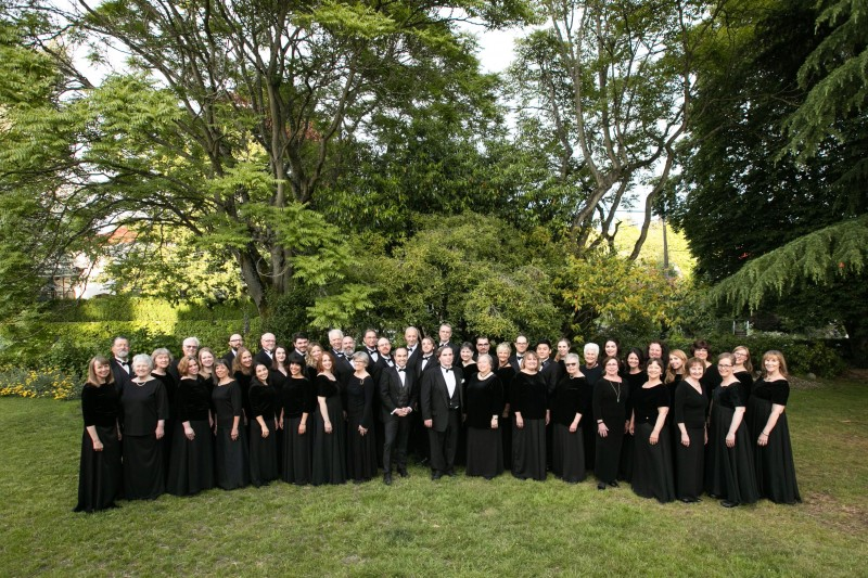 Come and sing with the Seattle Choral Company!. Seattle Choral Company - Photo by Danielle Barnum
