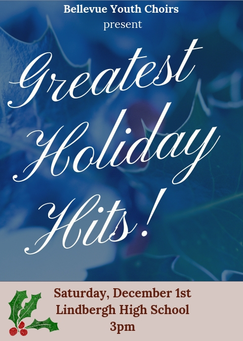 Greatest Holiday Hits!