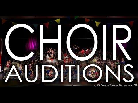 Mill Creek Chorale Auditions