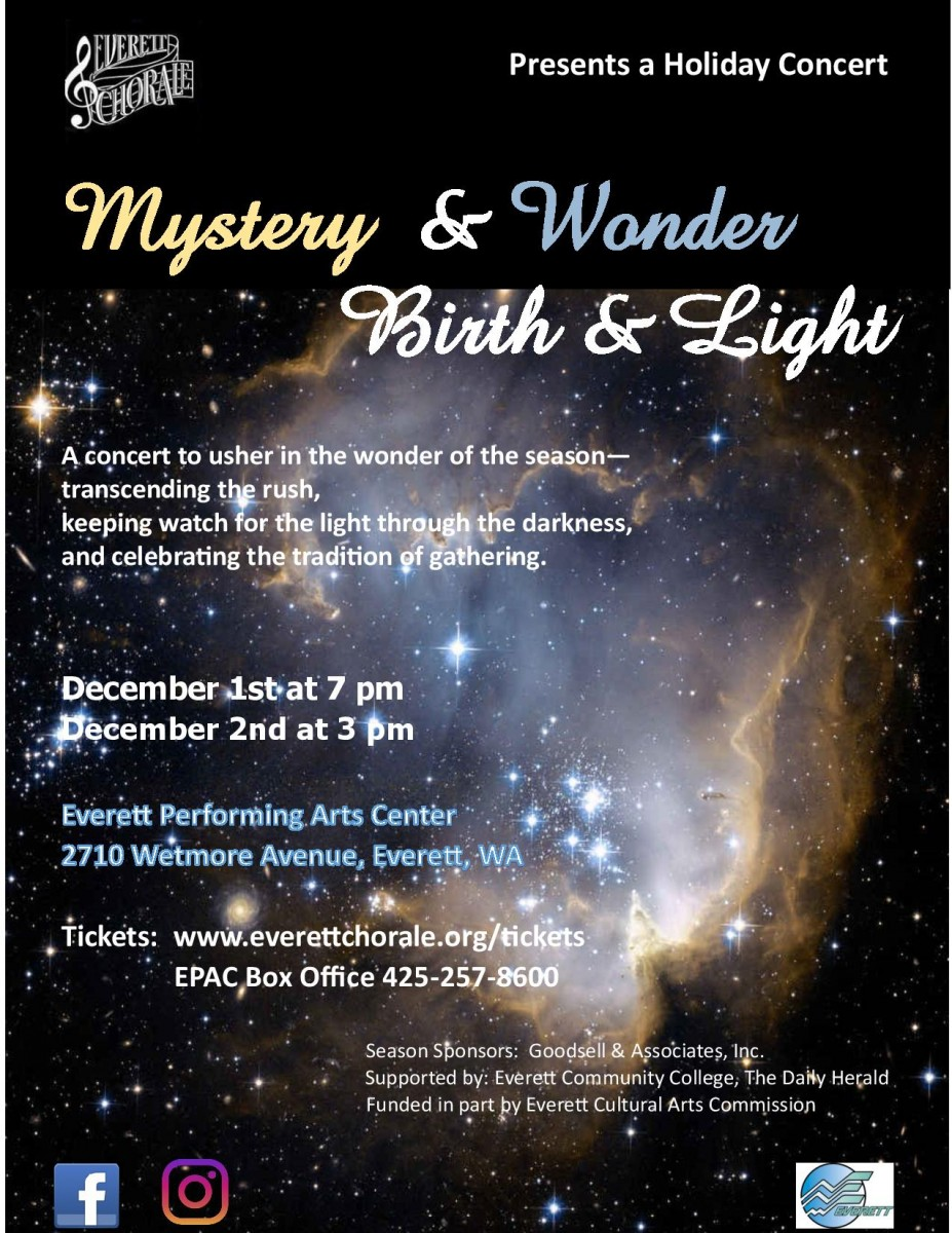 Mystery and Wonder: Birth and Light