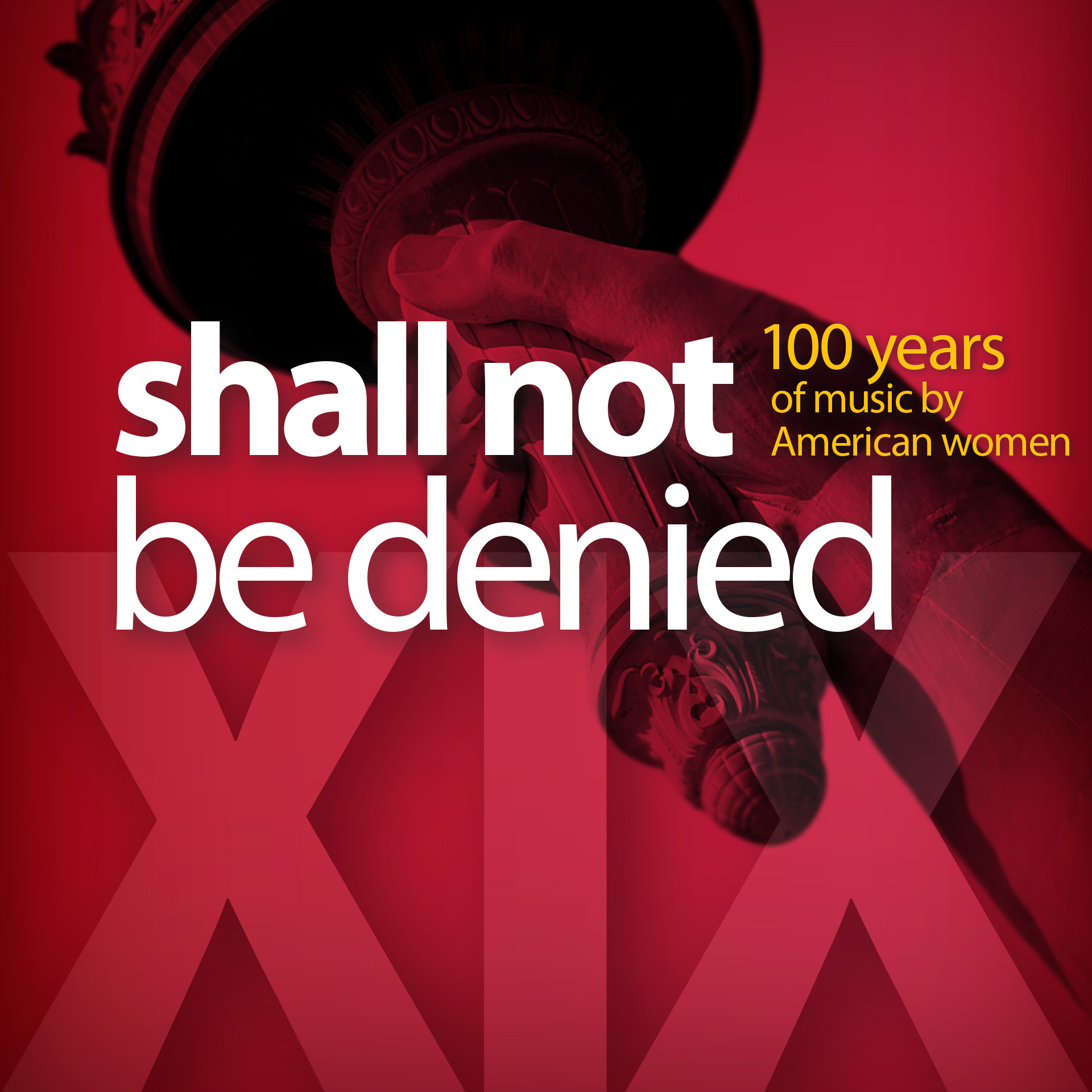Shall Not Be Denied – Seattle Sings