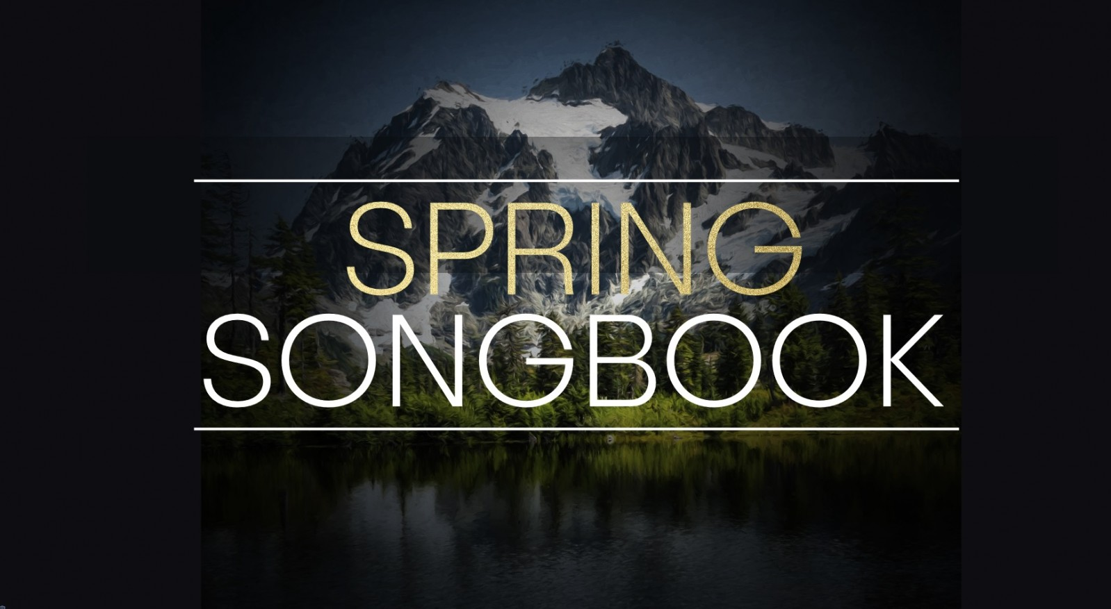 Spring Songbook