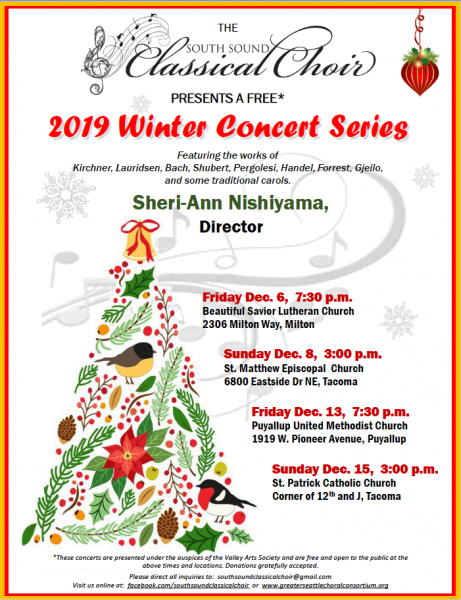 Winter Concert Series