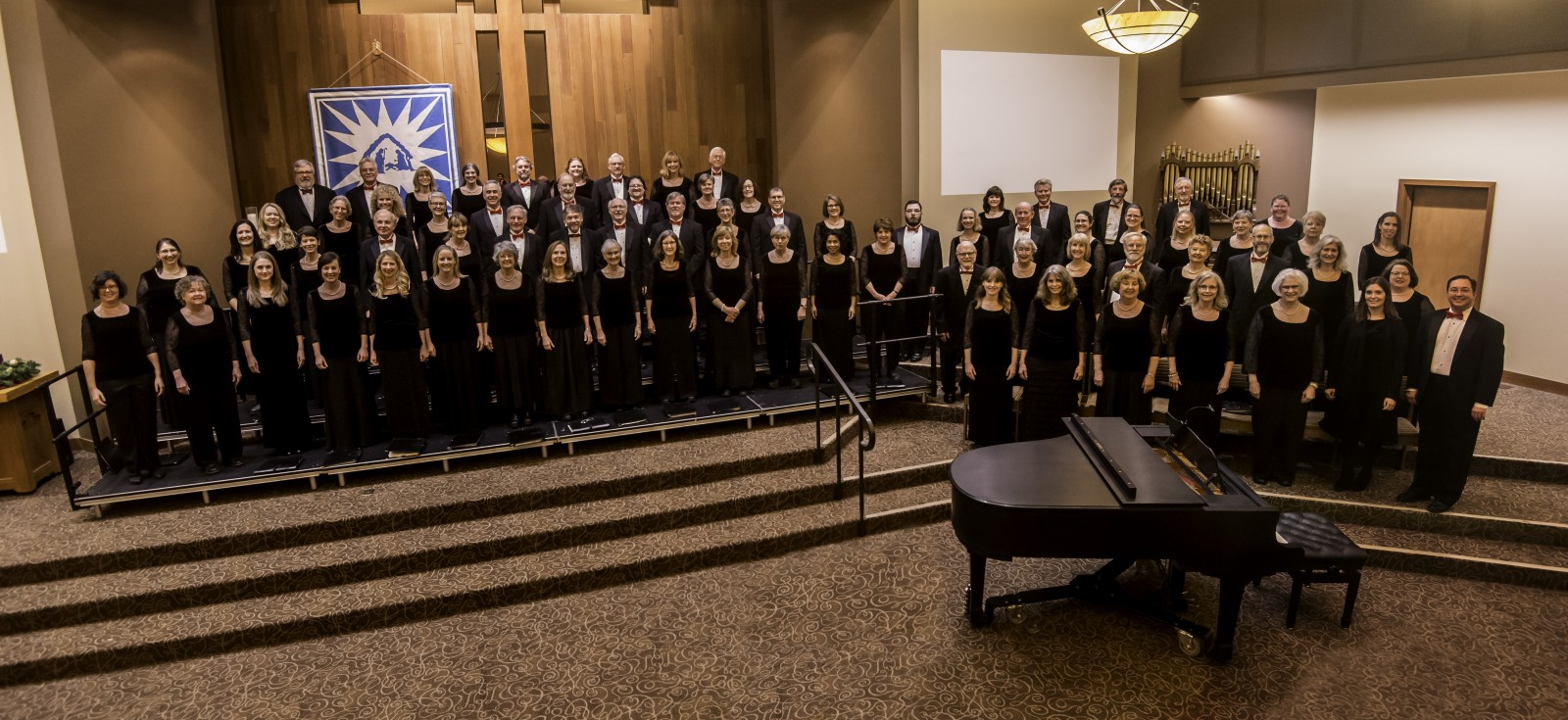 Bainbridge Chorale. Photo courtesy Richard Malzahn