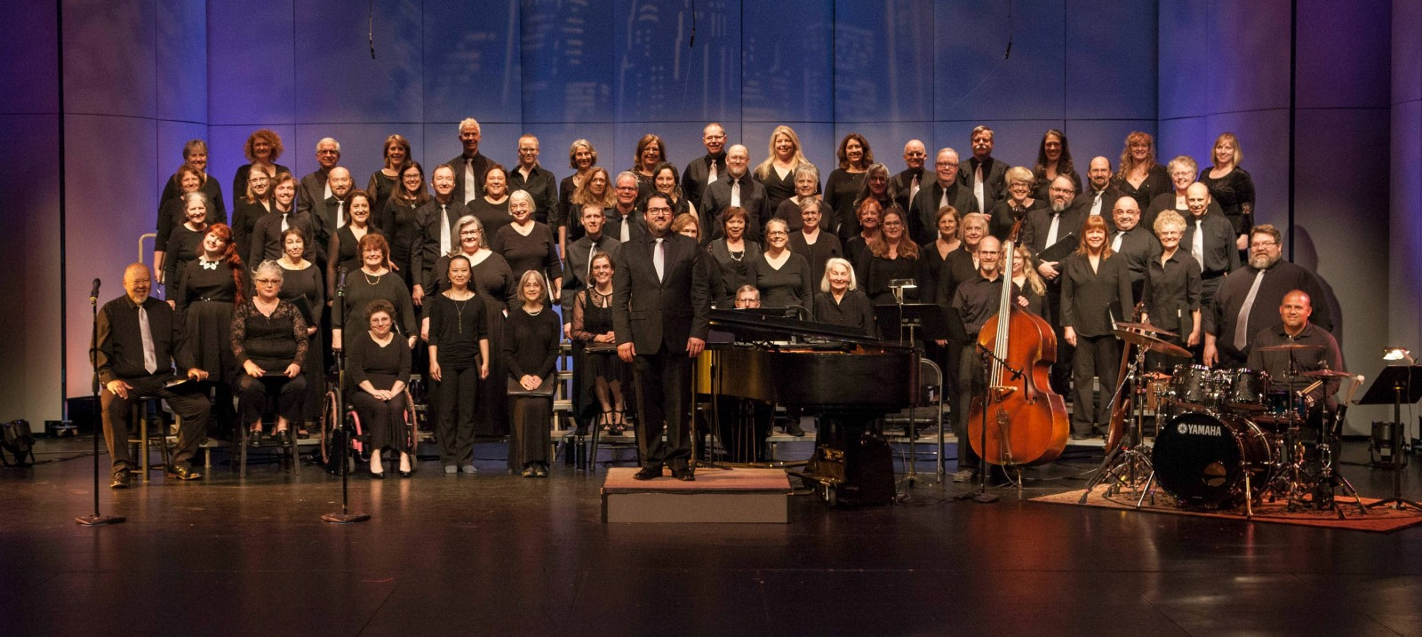 ChoralSounds Northwest. Photo credit: Phototainment