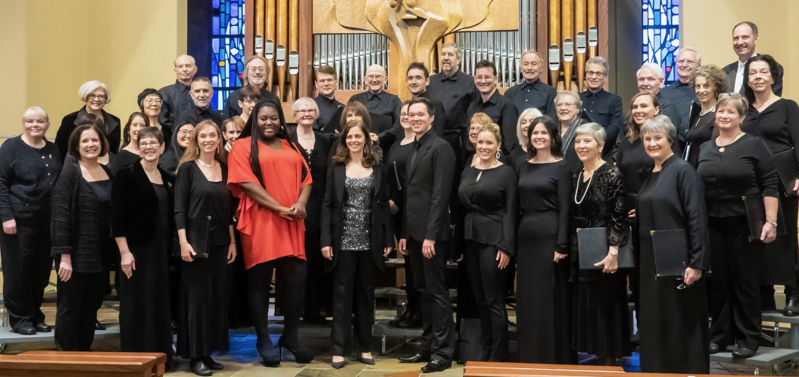 "Magnolia Chorale. Performance of ""Common Ground"" in December 2018"
