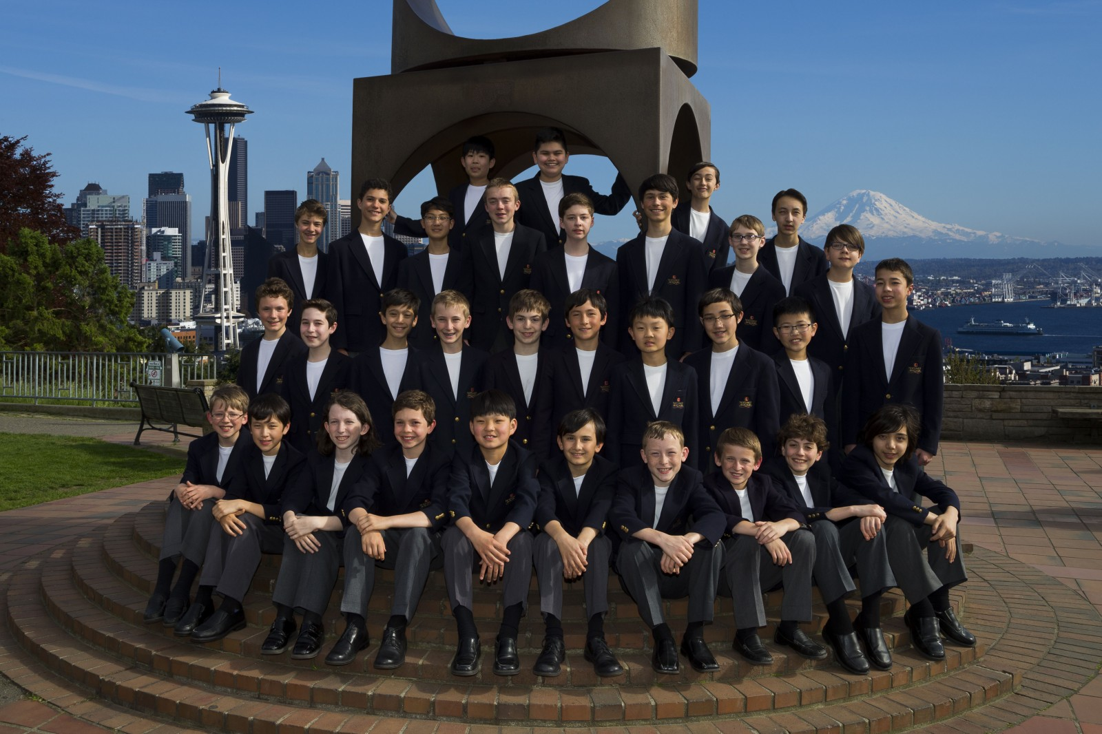 Northwest Choirs: Northwest Boychoir & Vocalpoint! Seattle. Northwest Boychoir