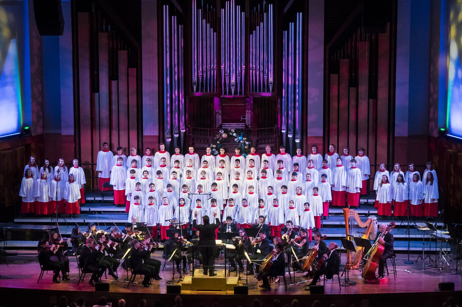 Northwest Choirs: Northwest Boychoir & Vocalpoint! Seattle. Northwest Boychoir & Vocalpoint! Seattle