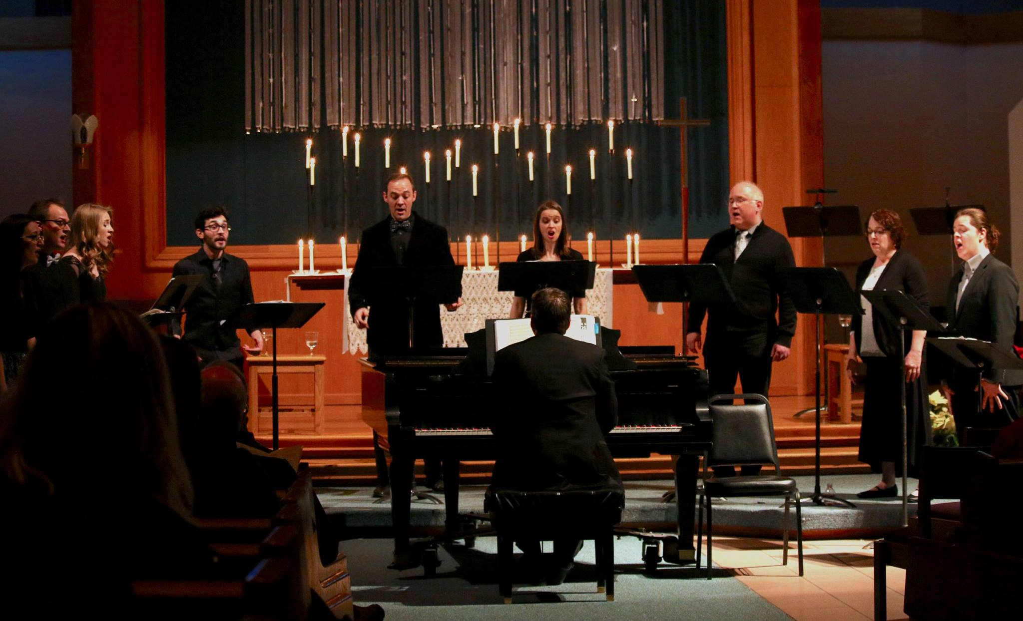 reSound, a Northwest Chamber Ensemble. reSound concert January 2017