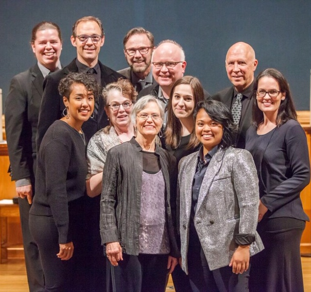 reSound, a Northwest Chamber Ensemble. reSound Fall 2018