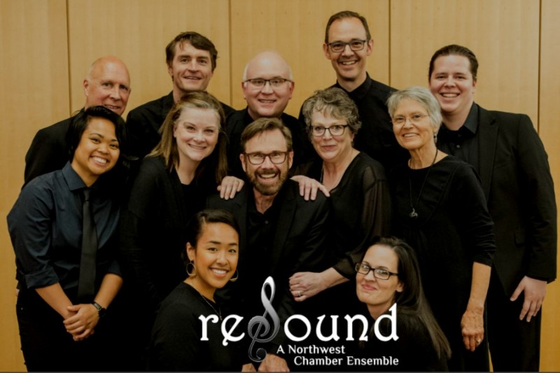 reSound, a Northwest Chamber Ensemble. reSound Fall 2019
