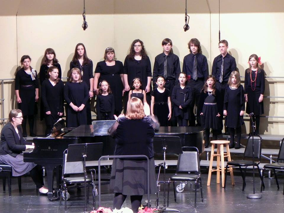 Snohomish County Youth Chorus
