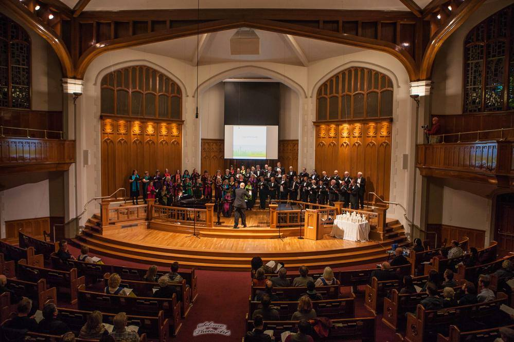 Seattle Sings Festival 2017, Choir of the Sound